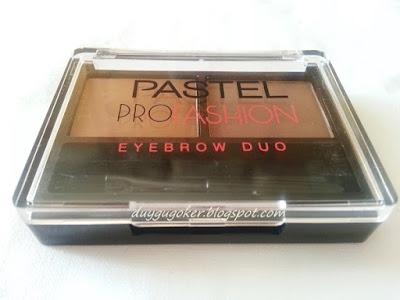 PASTEL Profashion Eyebrow Duo