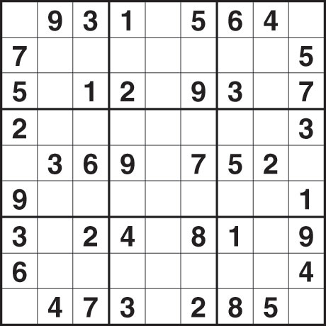 Make that two! Whether you call it sudoku, sodoko, sodoku or whatever ...