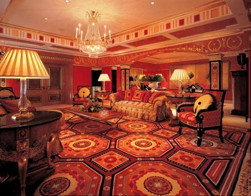 Ritz-Carlton Suite (Ritz-Carlton Moscow)