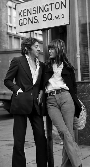 Serge Gainsbourg & Jane Birkin Beauty & the Beast