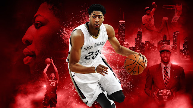 Anthony Davis Cover