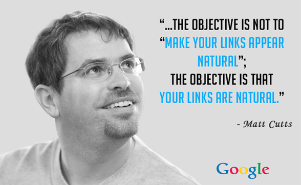 Matt Cutts Speech about Link Building