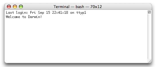 Mac Os X Цветной Терминал