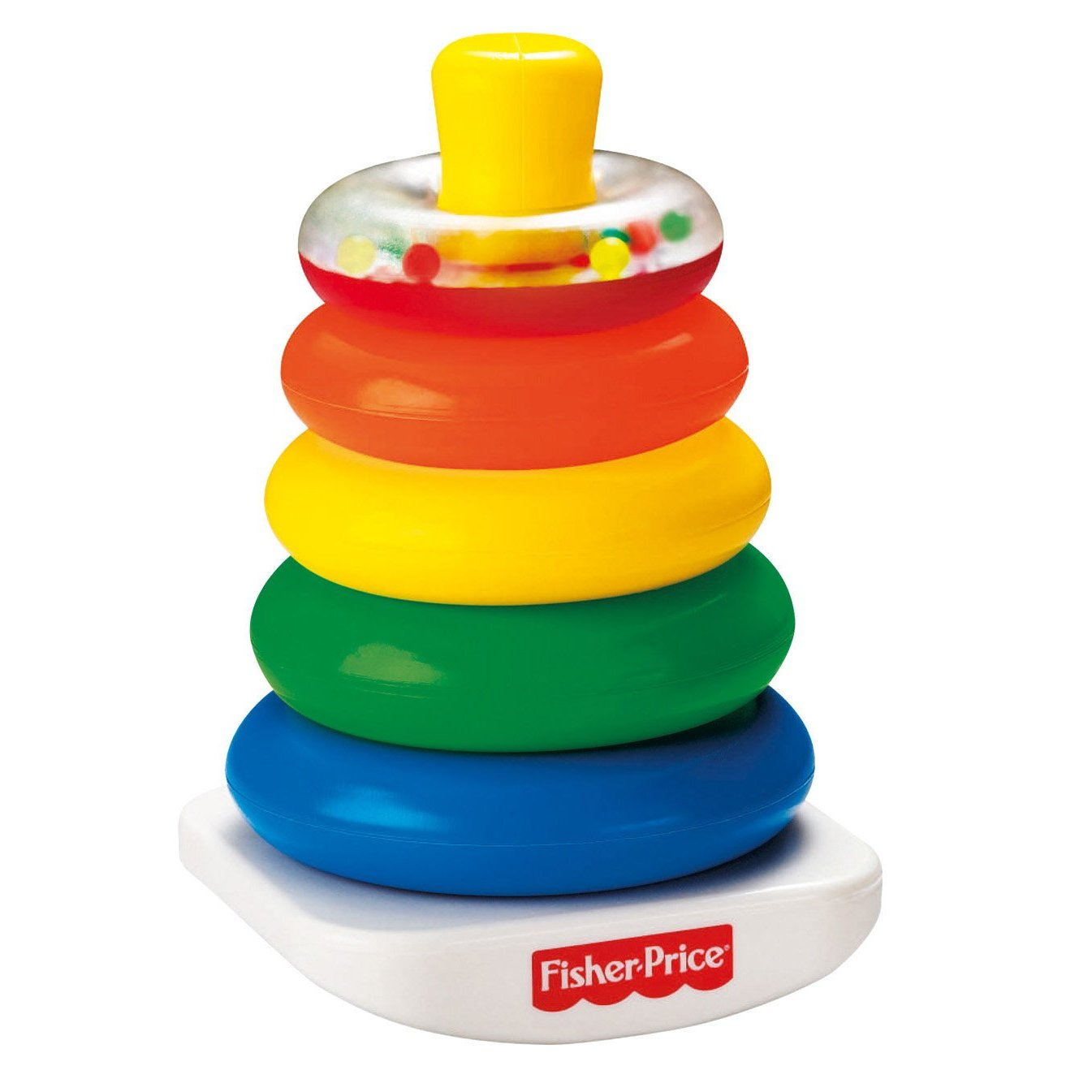 Stacking Rings Toy : Puddle wonderful learning toddler activities our top