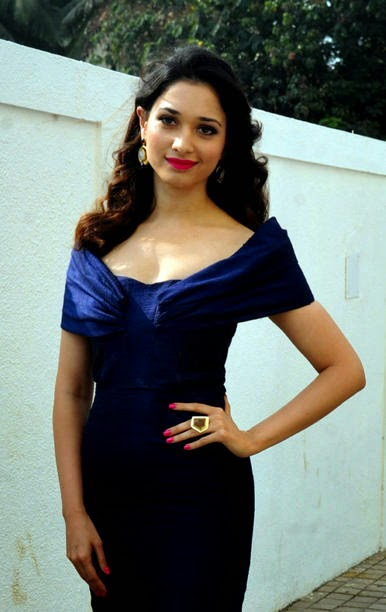 Tamannaah Bhatia goes for a variation