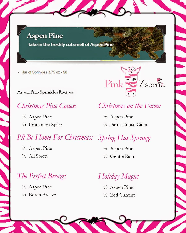 Aspen Pine Sprinkles Recipes Image