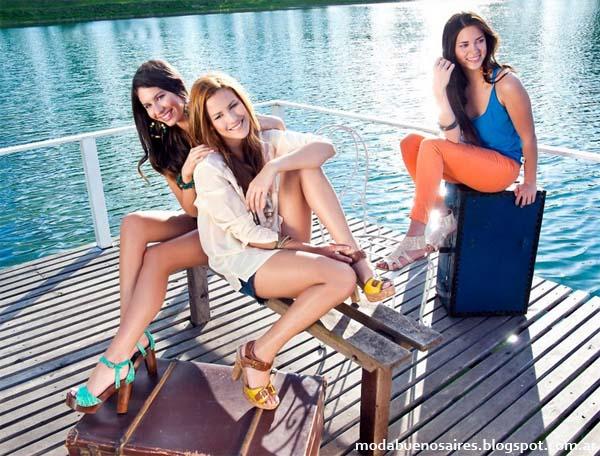 Zapatos mujer moda 2013. Anca & Co 2013.