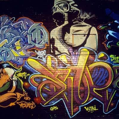 desktop wallpaper graffiti_10. Creator Graffiti