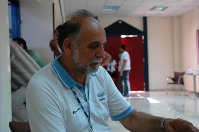 «Εφυγε» ο Τάσος Χαραλαμπίδης