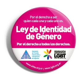 Ley de identidad de género YA!