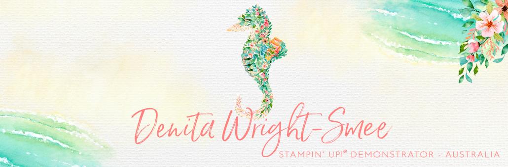 Denita Wright - Independent Stampin' Up! Demonstrator