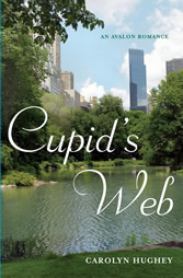 Cupid's Web by Carolyn Hughey Book Cover