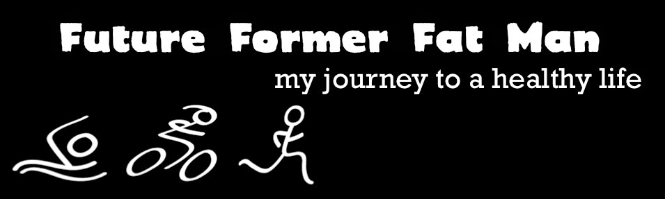 Future Former Fat Man ~ My Journey To Being Healthy