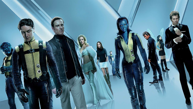 X-Men: L'inizio - poster