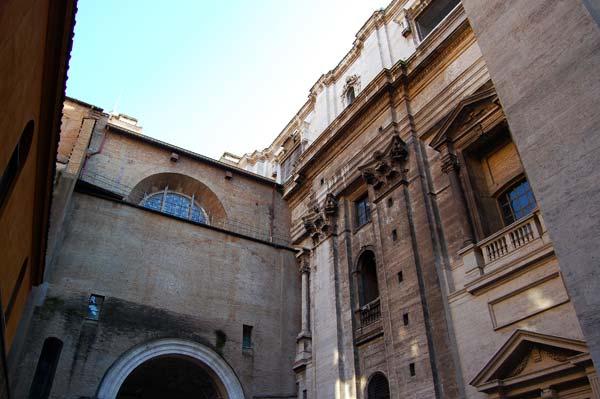 Destino Ciudad del Vaticano