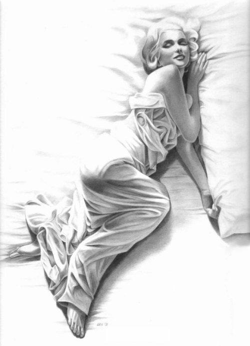 ary spoelstra ilustração desenho mulheres pin-up sensuais