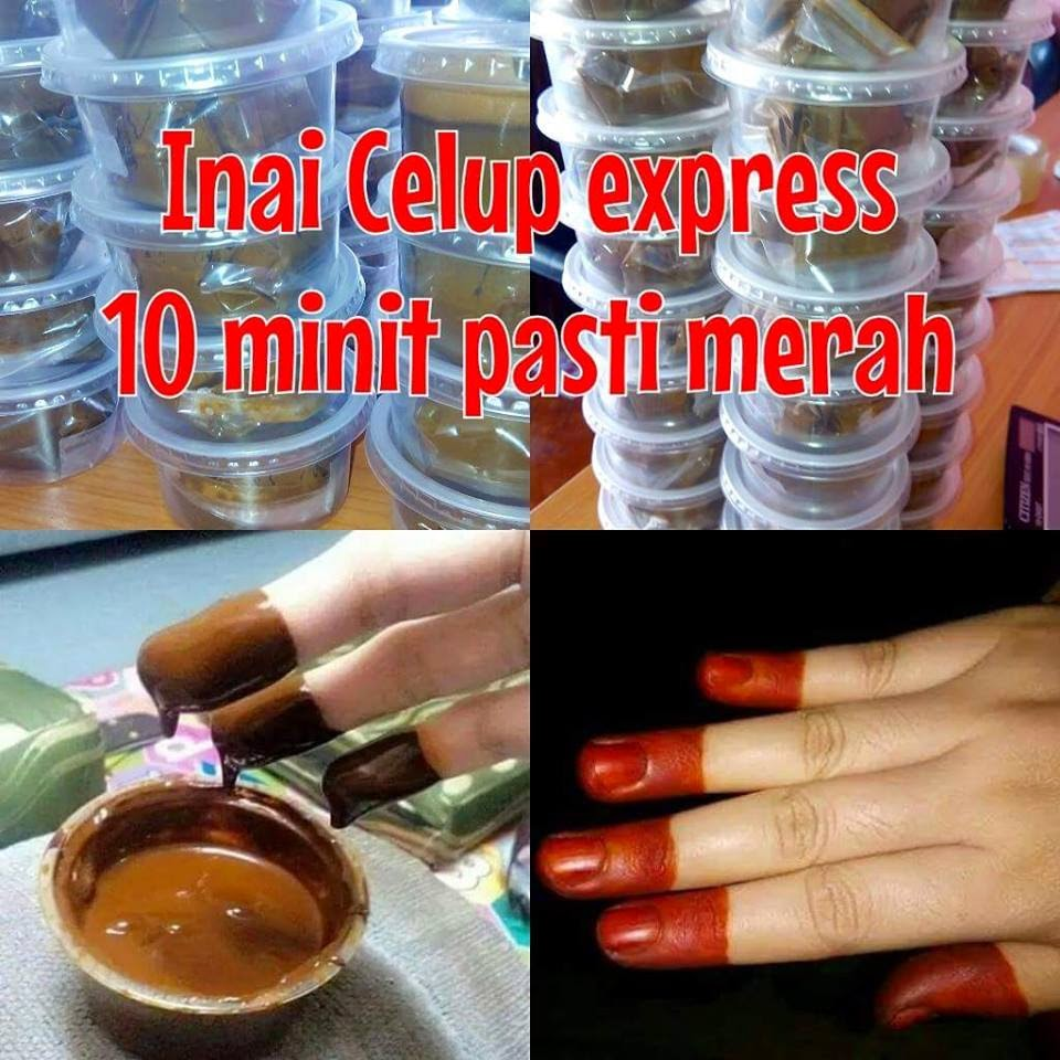 INAI CELUP EXPRESS QISTINA BEAUTY