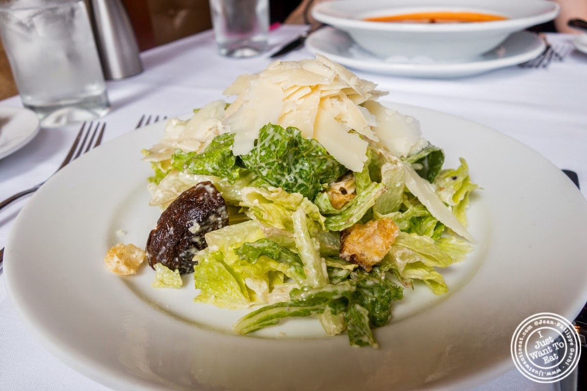 image of Caesar salad at Porterhouse in New York, NY
