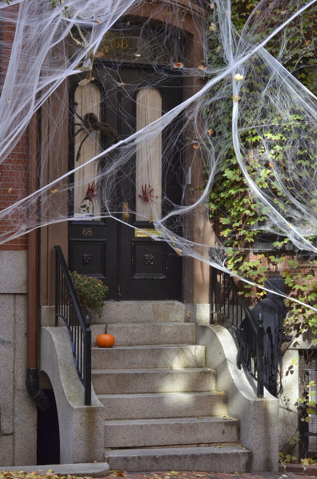 Beacon Hill, Boston, Massachusetts, halloween