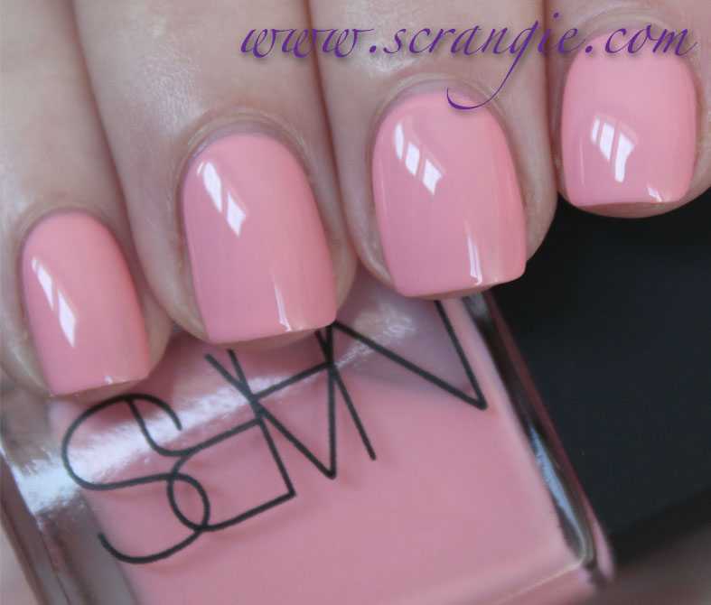 Scrangie: NARS Trouville Nail Polish for Summer 2012 Swatches and Review