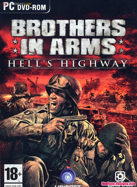 Download Game Brothers in Arms: Hells Highway – Địa ngục lộ – RELOADED Full crack