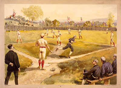 History of baseball in america essay