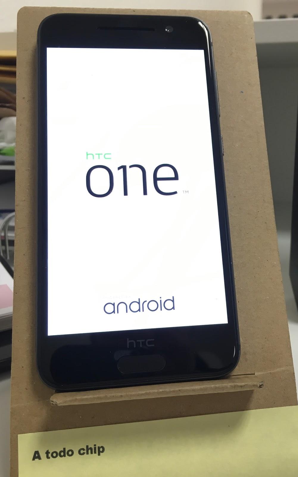 HTC One A9, Android 6.0 y más (parte 2)