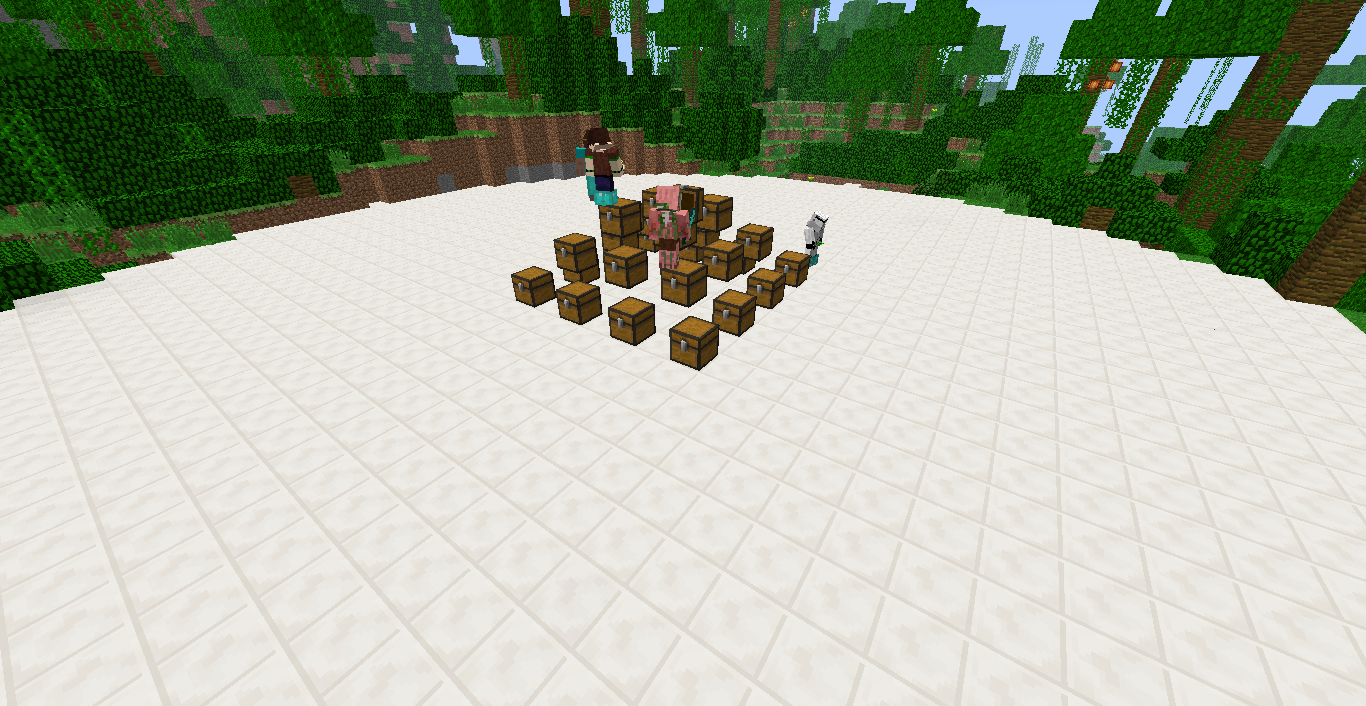 how to give splash potions with command blocks