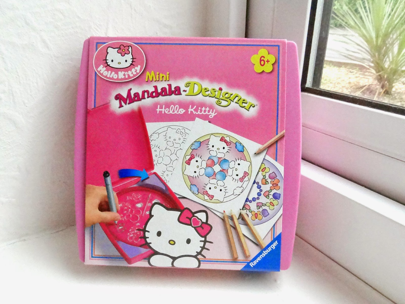 Ravensburger, Hello Kitty crafts, Mini Mandala Designer