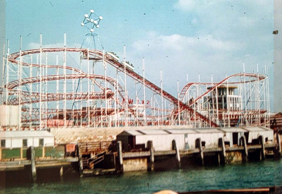 The Wild Mouse at Billy Mannings