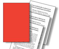 Cartões vermelhos, Avenir de la Culture, França, Blasfêmia, Cristofobia, Cristianofobia