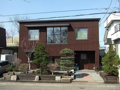 西岡の家 2009 札幌