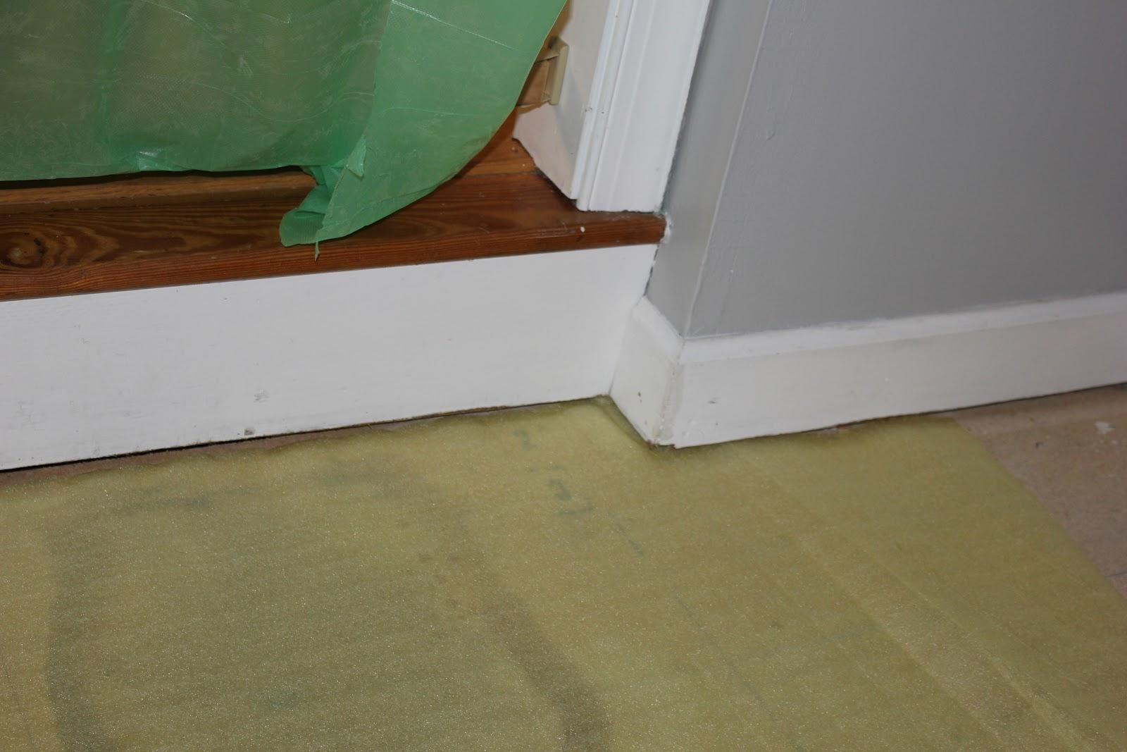 Laminate Flooring Installing Padding Laminate Flooring