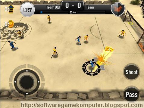 5 Game Sepakbola untuk iPhone Dan iPad