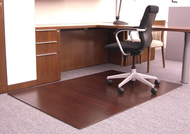 Bamboo Office Mat4
