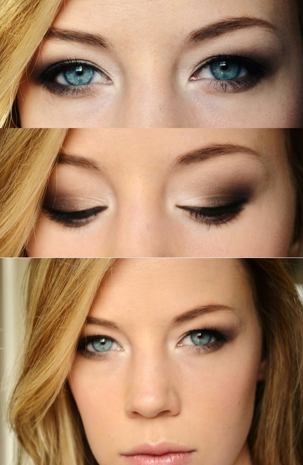 Natural Smokey Wedding Makeup : Makeup by Louisa: Eye Shadow Styles
