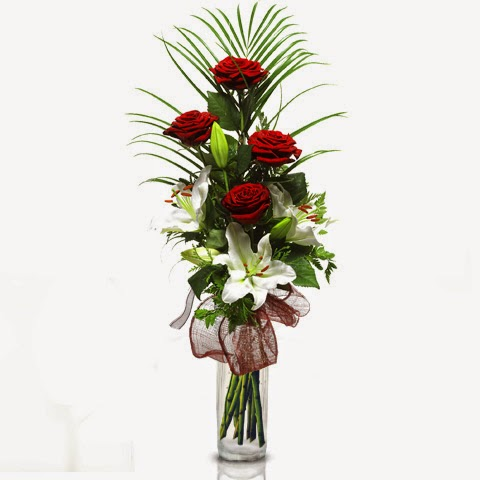 Red Rose and Plants delivery in Hungary with price