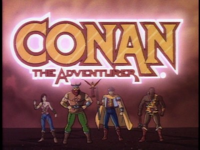 Conan The Adventurer Cartoon Series