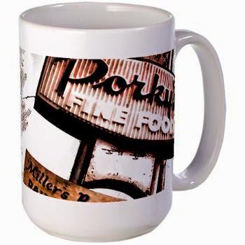 Porky's Fine Food Mug