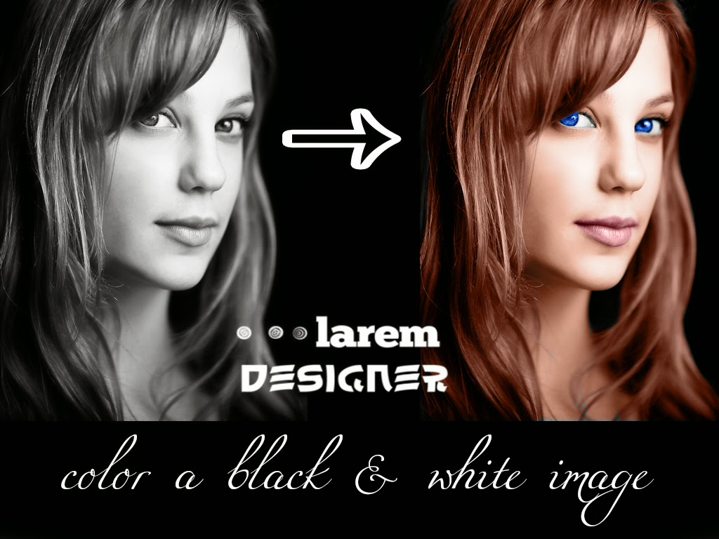 How to color a black white image photoshop cs6 tutorials how to color a black white image photoshop cs6 tutorials baditri Images
