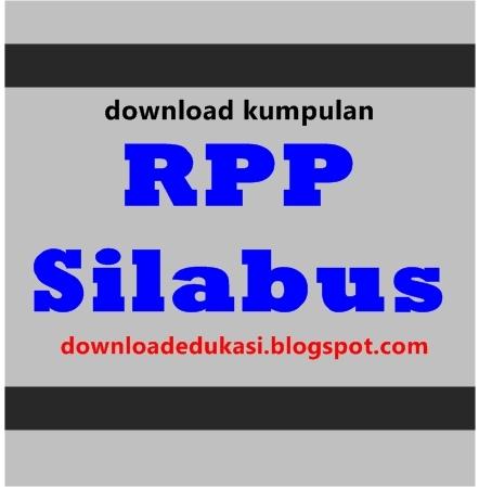 rpp dan silabus matematika untuk jenjang sd mi yang akan saya bagikan