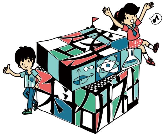 科研社104 Logo