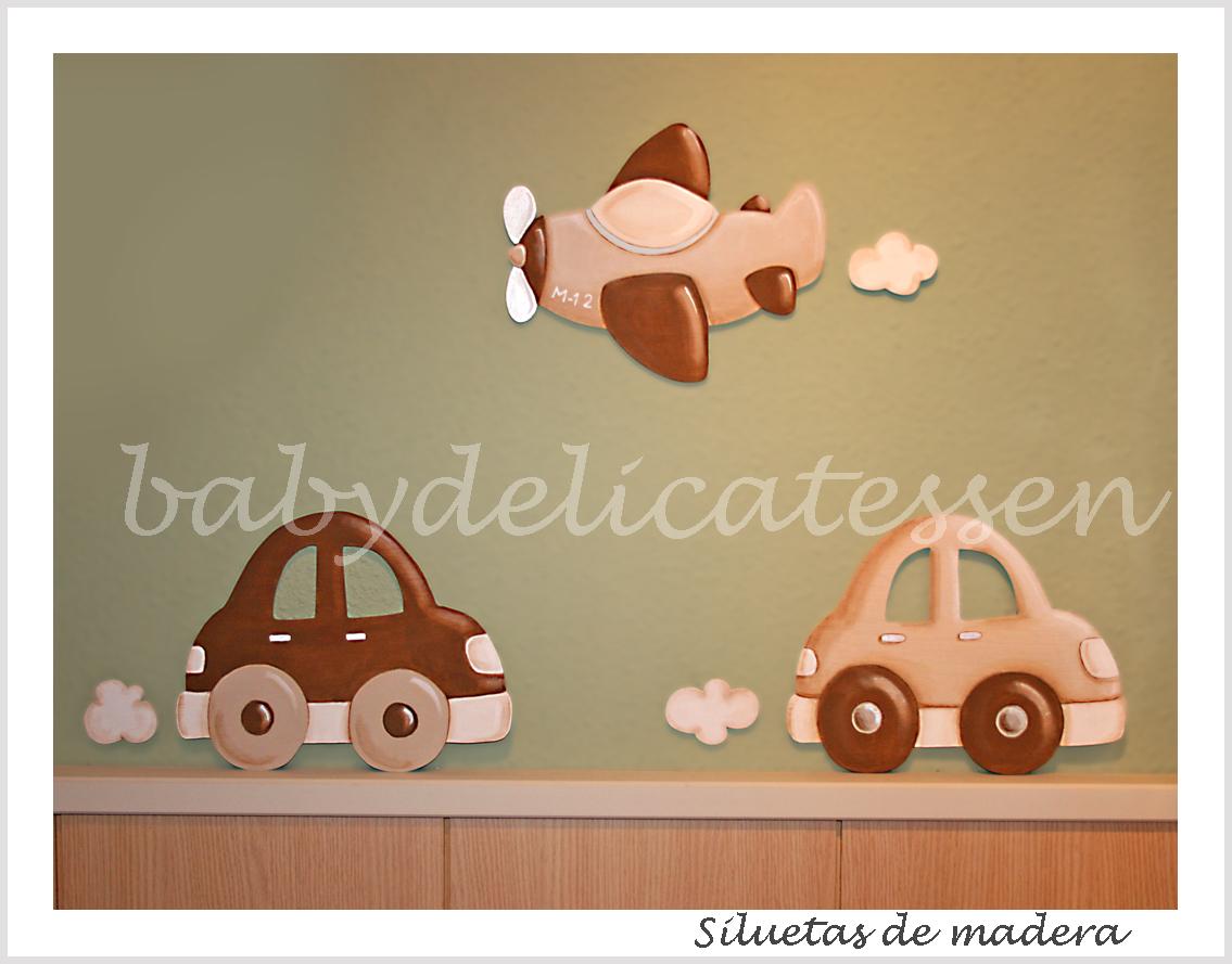 Baby delicatessen nuevos modelos de siluetas - Siluetas madera infantiles ...