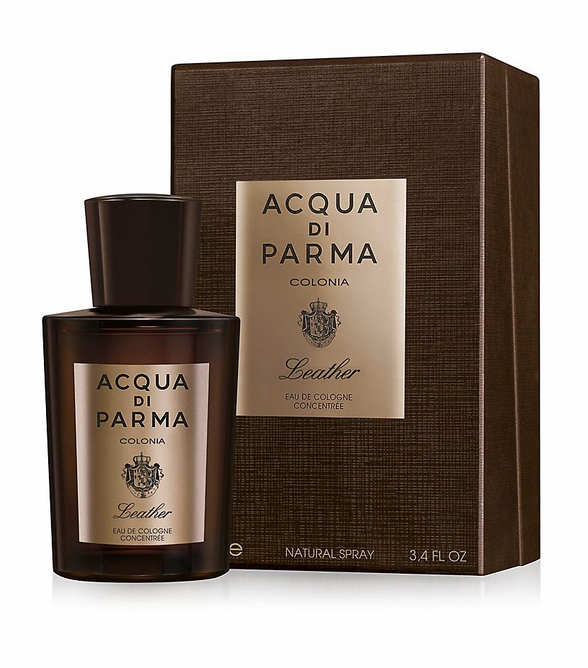 COLONIA ACQUIA DI PARMA LEATHER