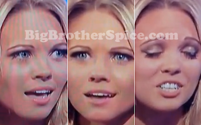 Big Brother 15's Aaryn Gries Eviction Interview LOL