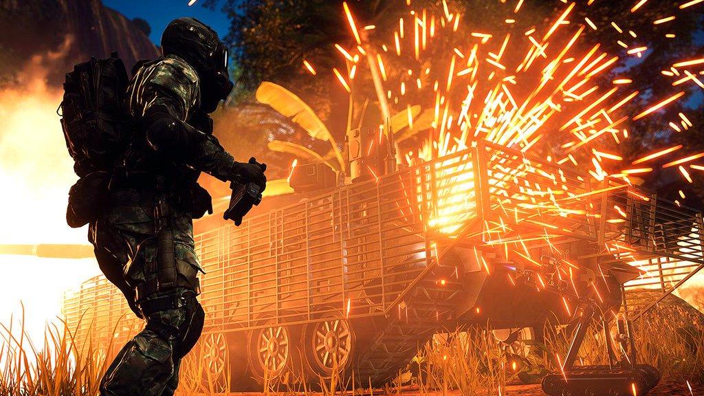 Novidades do mês de fevereiro para Battlefield 4
