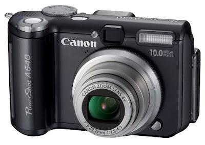 Kamera Digital Prosumer merk CANON