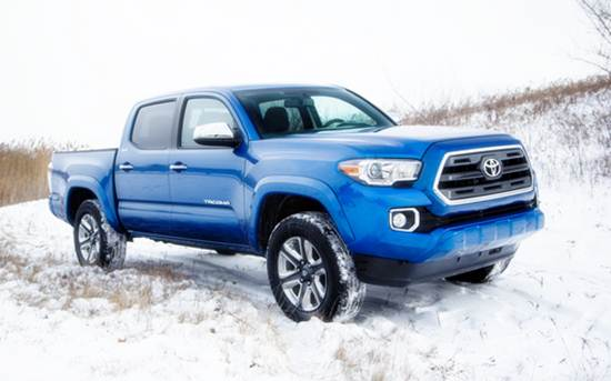 2016 Toyota Tacoma Release Date and Price Canada