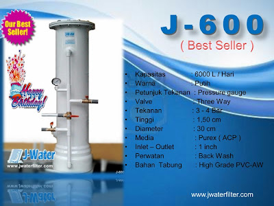 Harga Filter Air