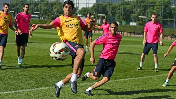 El Barcelona empieza a preparar el Clásico contra el Real Madrid